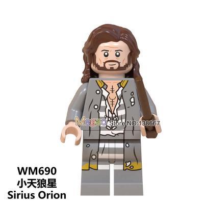 HeroBloks - Sirius Orion
